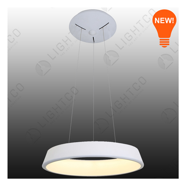 PENDANT LED SINGLE RING SMALL 1120LUMENS