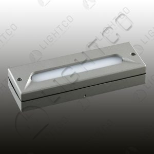 BRICK LIGHT LED SURFACE MOUNT WITH EYELID