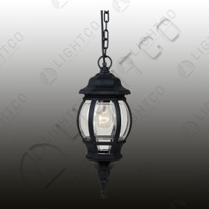 LANTERN HANGING ON CHAIN