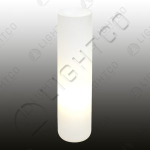 TABLE LAMP OPAL GLASS LARGE