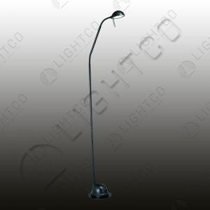 FLOOR LAMP FLEXI NECK + DUAL SWITCH