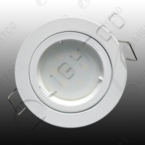 DOWNLIGHT FIXED ROUND TWIST LOCK