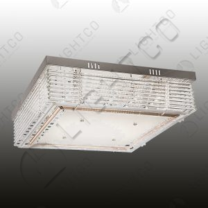 CEILING FITTING SQUARE LED MULTI COLOUR