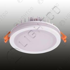 DOWNLIGHT 5W LED IP44 ROUND DIMMABLE