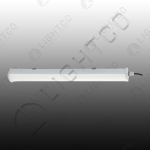 LED VAPOUR PROOF 18W SINGLE FROSTED
