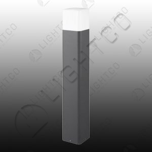 BOLLARD SQUARE COASTAL ANTHRACITE