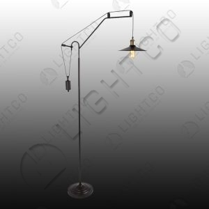 FLOOR LAMP CANTILEVER