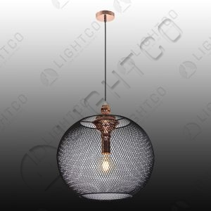 PENDANT CAGE LARGE ROUNDED