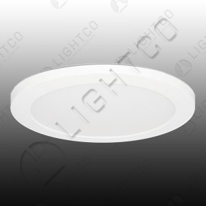 DOWNLIGHT LED SURFACE/RECESSED 18W