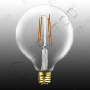 LED FILAMENT LARGE ROUND DIMMABLE