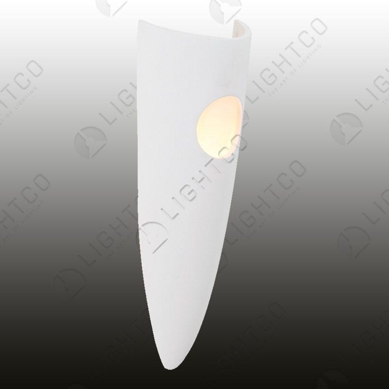 WALL LIGHT GYPSUM SHIELD