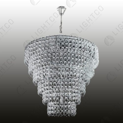 CHANDELIER GLASS LINKS 6 TIER