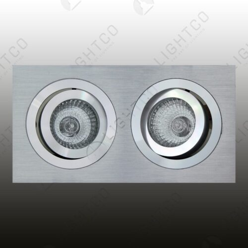 DOWNLIGHT CNC DOUBLE TILT