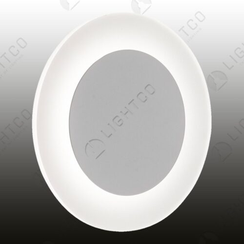 WALL LIGHT LED ROUND ACRYLIC