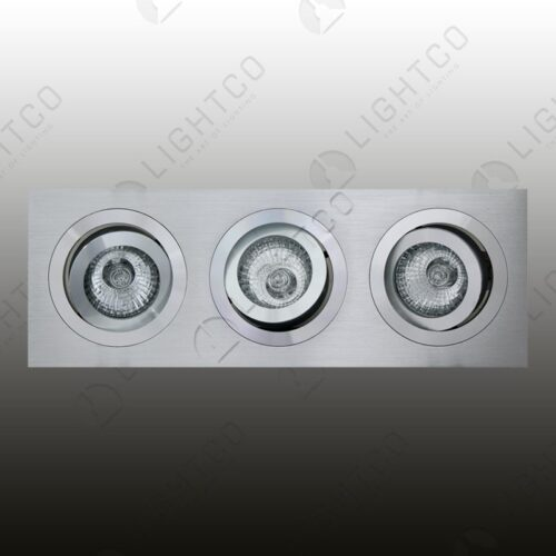 DOWNLIGHT CNC TRIPLE TILT
