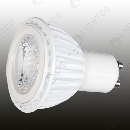 LED GU10 5W NATURAL WHITE COB SPAZIO
