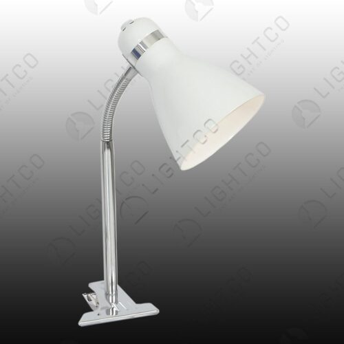 TABLE LAMP WITH CLAMP