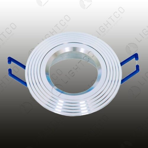 DOWNLIGHT FIXED ROUND CNC RINGS