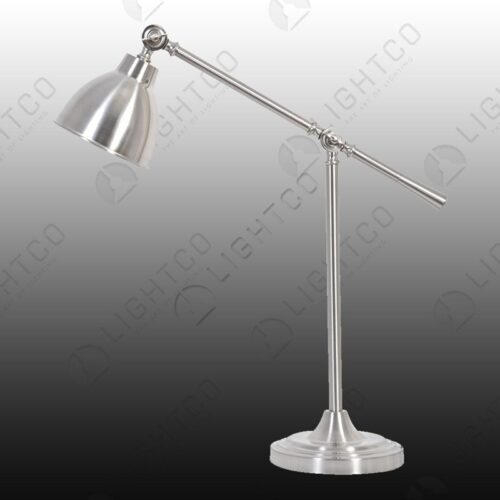 DESK LAMP ANGLE POISED STRAIGHT ARMS