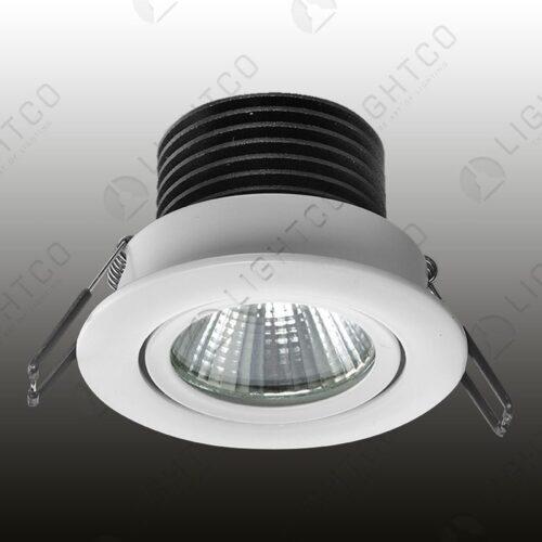 DOWNLIGHT LED TILT ROUND INCL. DRIVER