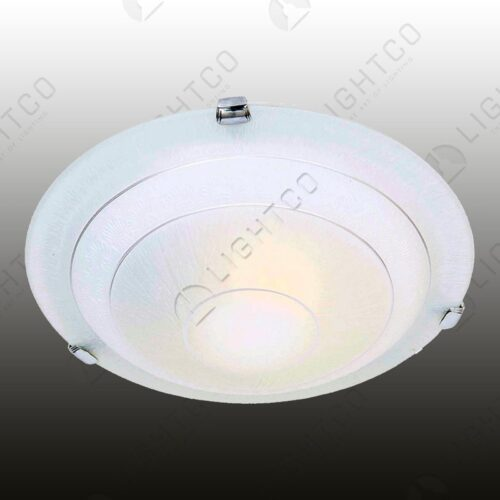CEILING LIGHT CHROME DETAIL SMALL