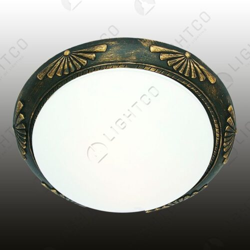 CEILING LIGHT RESIN FROSTED GLASS