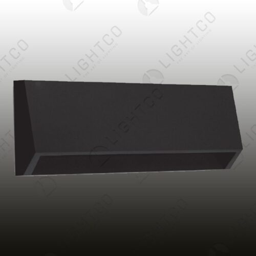 FOOTLIGHT LED LARGE SURFACE MOUNT INCL DRIVER