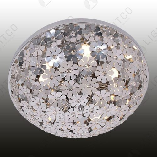 CEILING LIGHT DECORATIVE FLOWERS