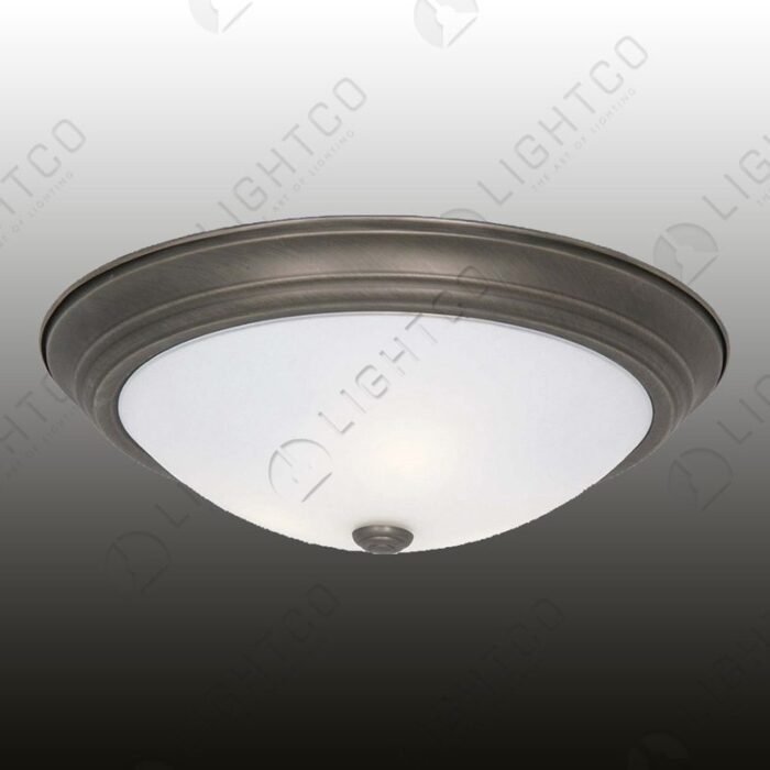 CEILING LIGHT FROSTED GLASS SMALL