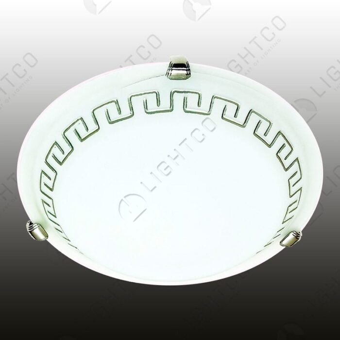 CEILING LIGHT BRICK PATTERN LARGE