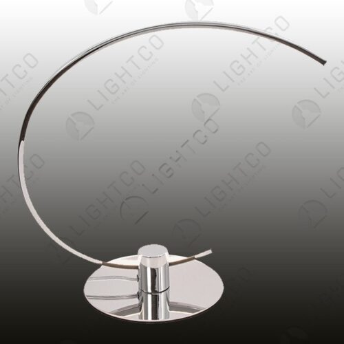 TABLE LAMP LED CURVED