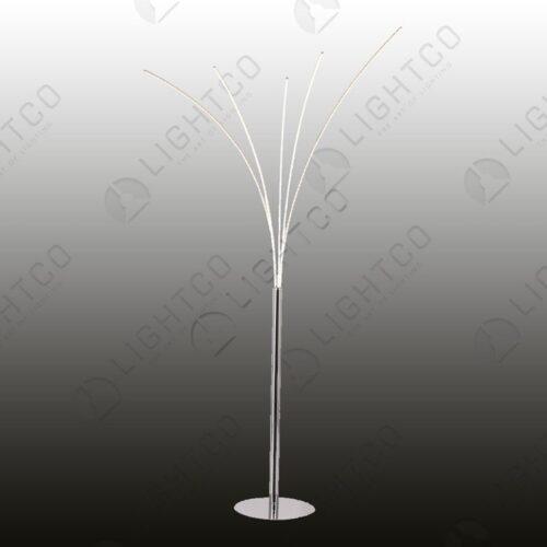 FLOOR LAMP LED SPIKES