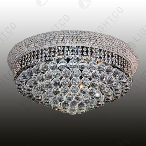 CEILING LIGHT K9 CRYSTAL