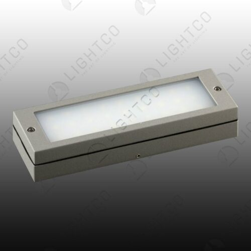 BRICK LIGHT LED SURFACE MOUNT WITH PLAIN