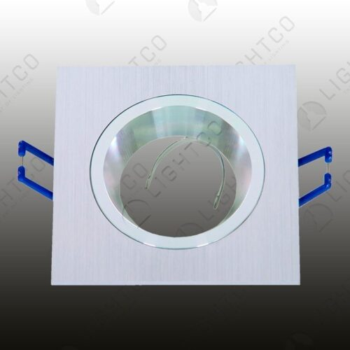 DOWNLIGHT FIXED SQUARE CNC ANTI GLARE