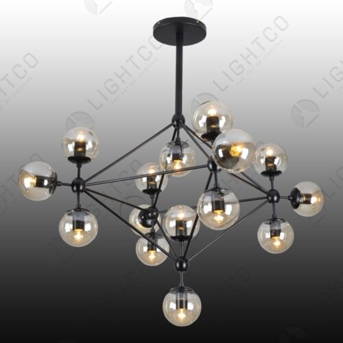 PENDANT 15 LIGHT MOLECULE LIGHT