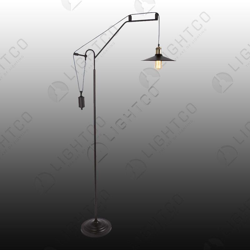 FLOOR LAMP CANTILEVER