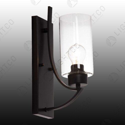WALL LIGHT CYLINDER GLASS