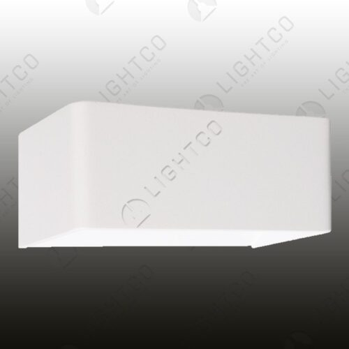 WALL LIGHT UP AND DOWN RECTANGLE MEDIUM