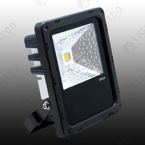 LED FLOOD 10W PLASTIC COASTAL QUALITY