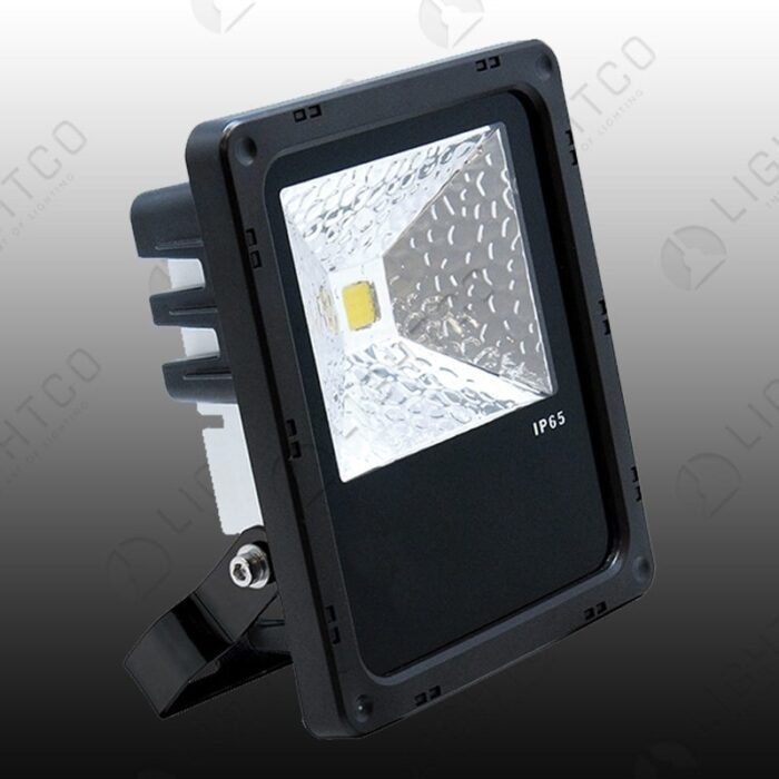 LED FLOOD 10W PLASTIC COASTAL QUALITY