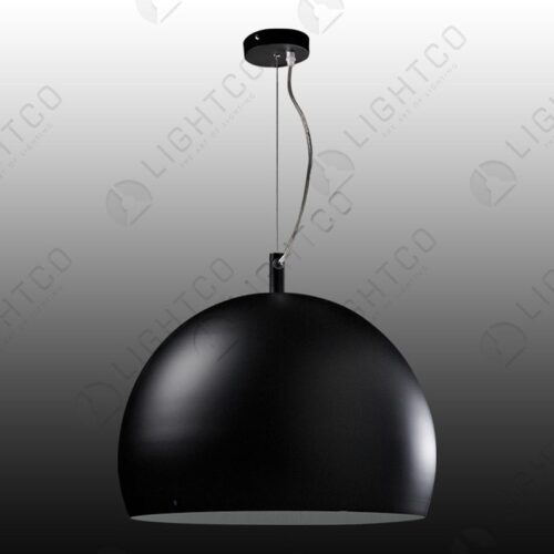 PENDANT DOME METAL ROUNDED