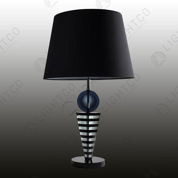 TABLE LAMP MODERN INCLUDING SHADE