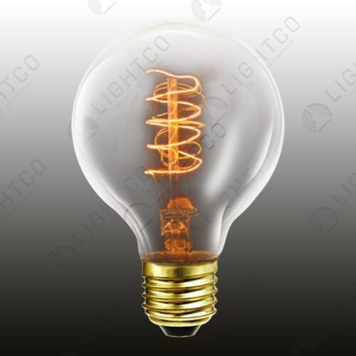 FILAMENT LAMP 40W ES ROUND BALL