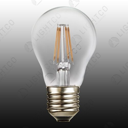 LED FILAMENT A60 BULB SHAPE DIMMABLE
