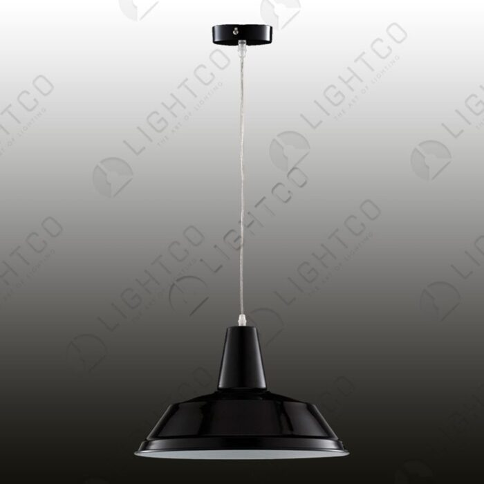PENDANT METAL DOME WITH MATCHING CUP & CORD