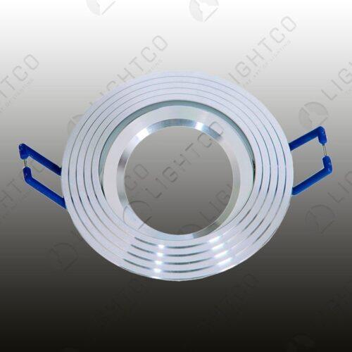 DOWNLIGHT TILT ROUND CNC RINGS