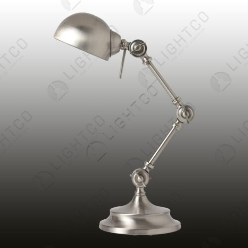 TABLE LAMP ADJUSTABLE ARM