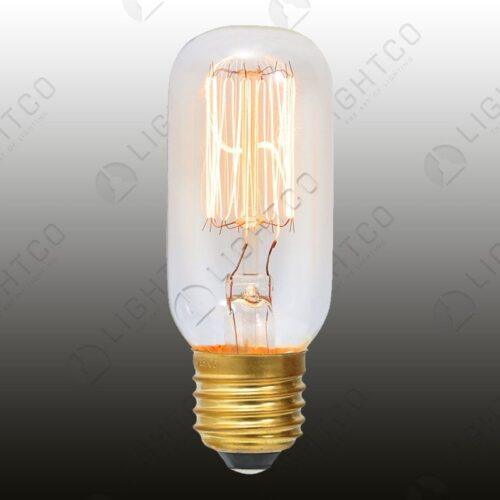 FILAMENT LAMP 40W E27 TUBE SMALL