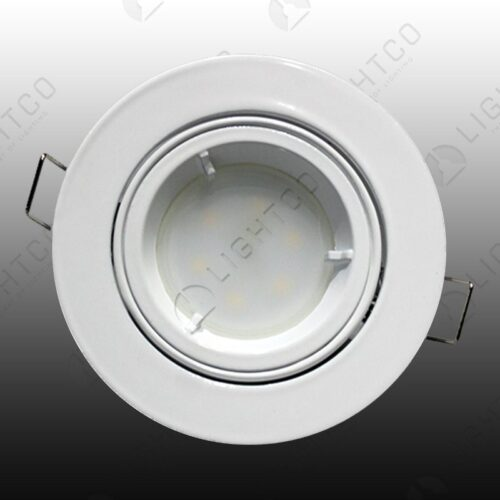DOWNLIGHT TILT ROUND TWIST LOCK